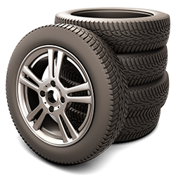 Strider Buick GMC Subaru tires and accesories